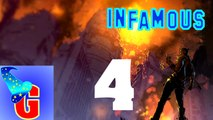Infamous Good Karma gameplay no commentary episode 4