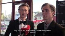 Dagbladet Gulrutten Entrevista Henrik & Tarjei [Sub Esp]