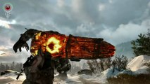 God of War 4 Gameplay PS4 - Batalha Épica Contra Gigante