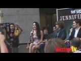Megan Fox on Karyn Kusama Director of JENNIFER'S BODY at Hot Topic Sept 16, 2009