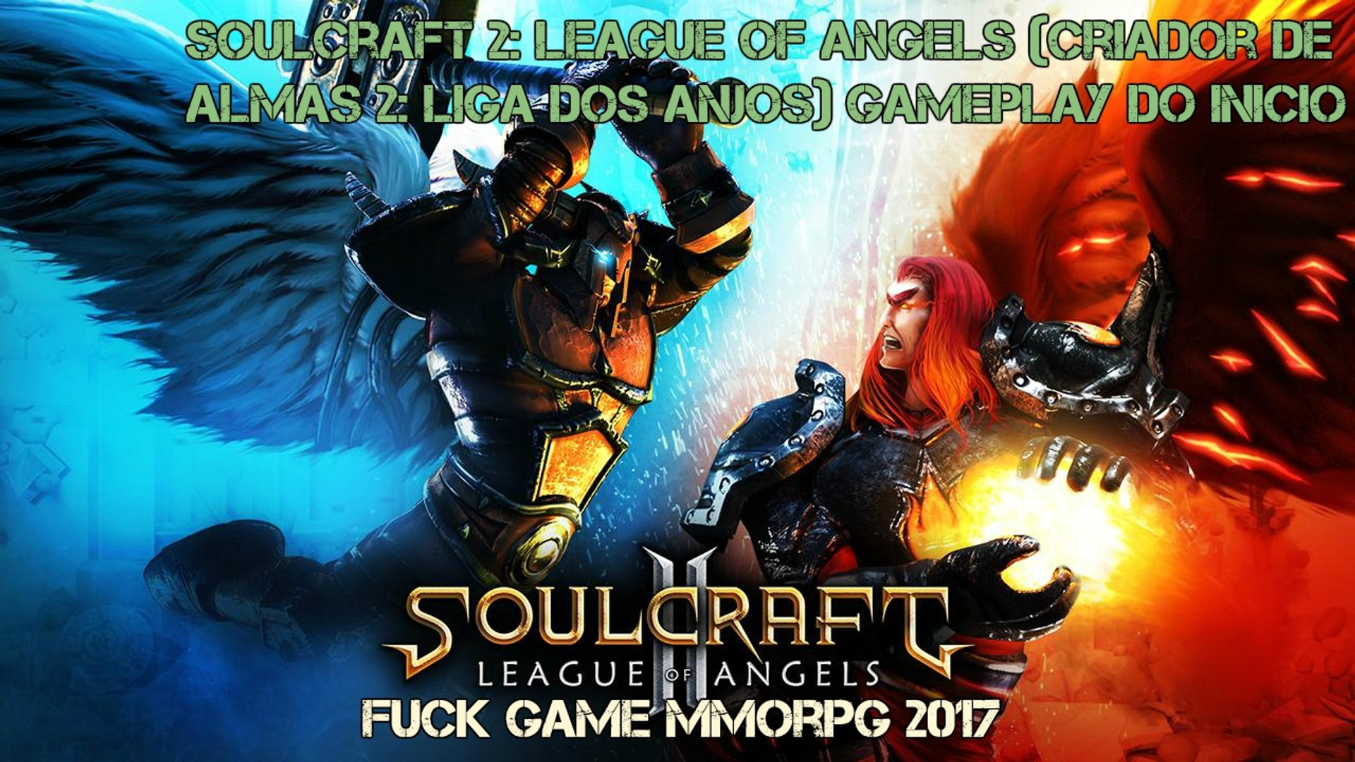 Soulcraft 2- League of angels %28Criador de almas 2- Liga dos anjos%29 Gameplay do InicioSoulcraft 2