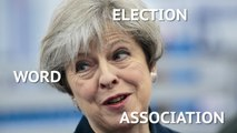 We played 'election word association' with people in London - here's what they said