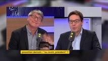 """Départ de François Hollande : """"Bon débarras !"""", lance Eric Coquerel, le coordinateur du Parti de gauche"""