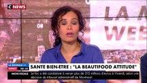 """Olivier Courtin sur CNEWS pour son livre """"Belle dans son assiette"""""""