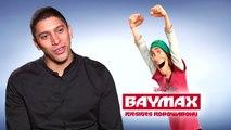 BAYMAX - RIESIGES ROBOWABOHU - Im Synchronstudio - Ab 22. Januar im Kino _ DIS