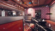 Tom Clancy's Rainbow Six® Siege - Chalet clutch