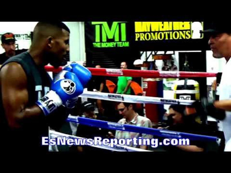 Badou Jack Splits With Eddie Mustafa Now Trains With Lou del Valle - esnews boxing