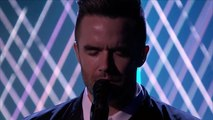 Brian Justin Crum - Singer Delivers Powerful 'Creep' Encore - America's Got Talent