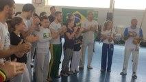 Festival de capoeira au gymnase Poisson