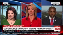 Ana Navarro rips GOP and Trump fan Paris Dennard over Republican complicity with lawless White House