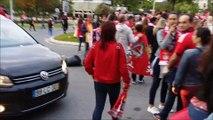 Benfica Campeão Festa em Leiria