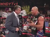WWE Kurt Angle, Shawn Michaels, Mr. McMahon Segment (RAW 2005)