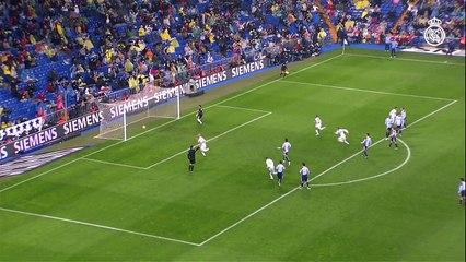Real Madrid lembra do dia em que Zidane destruiu o Sevilla com o hat-trick