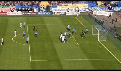 Javi Garcia Goal HD - FK Krylya Sovetov Samara 0-3 Zenit Petersburg - 13.05.2017