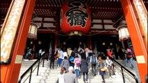 Tokyo - Le Temple Bouddhiste Senso-Ji