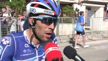 Cyclisme - Giro : Pinot «Une étape très rapide»