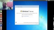 Windows 98 Second Edition (Polish) Installation - video