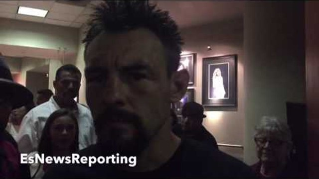 "ROBERT GUERRERO CALLS OUT DANNY GARCIA!! LIKES ""EASY"" FIGHTS!! ""HOPEFULLY"" HE FIGHTS US NOW!!"