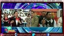 Rafael Caminero casi le da lo suyo a John Berry por decir que esta borracho-Pégate y Gana Con El Pachá-Video