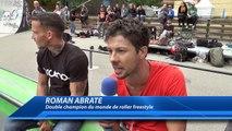 Hautes-Alpes : coupe de France de roller street à Gap lors du Festival des Arts et Sports Urbains