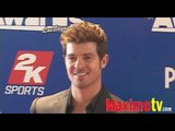 ROBIN THICKE Interview at 2009 NHL AWARDS Las Vegas June 18