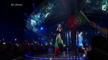 Salvador Sobral, vainqueur de l''Eurovision, interprète avec sa sœur « Amor pelos dois »
