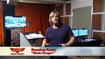 PLANES 2 - Making of - Heldentraining mit Henning Baum