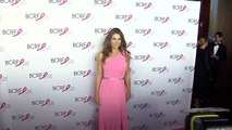 Elizabeth Hurley Rocking Hot Pink For The Breast Cancer Research Foundation