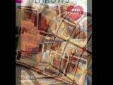 Quilt  Afghans Crochet patterns  Log Cabin Blocks