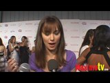 DEANNA RUSSO on her Lesbian Crush at 2009 Maxim Hot 100 Party