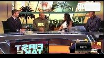 ESPN First Take - Stephen A Smith Debates LaVar Ball HEATED FULL DEBATE