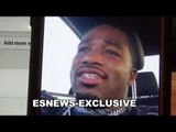 Adrien Broner On The Jail Time Was Treated Like A Dog In There EsNews Boxing