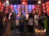 Yeewu Leen - 08 Avril 2014 - Bijou Ndiaye danse le sabar en pleine émission