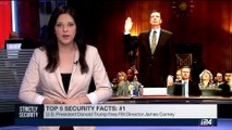STRICTLY SECURITY | Top 5 security facts | Saturday, May 13th 2017