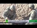 US forces in Afghanistan may have committed 'war crimes of  torture, cruel treatment, rape' – ICC