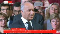 Quand Laurent Fabius cite Chateaubriand dans son adresse à Emmanuel Macron