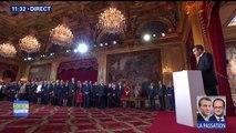 """Macron : """"Nous aurons besoin d'une Europe plus efficace, plus démocratique, plus politique"""""""