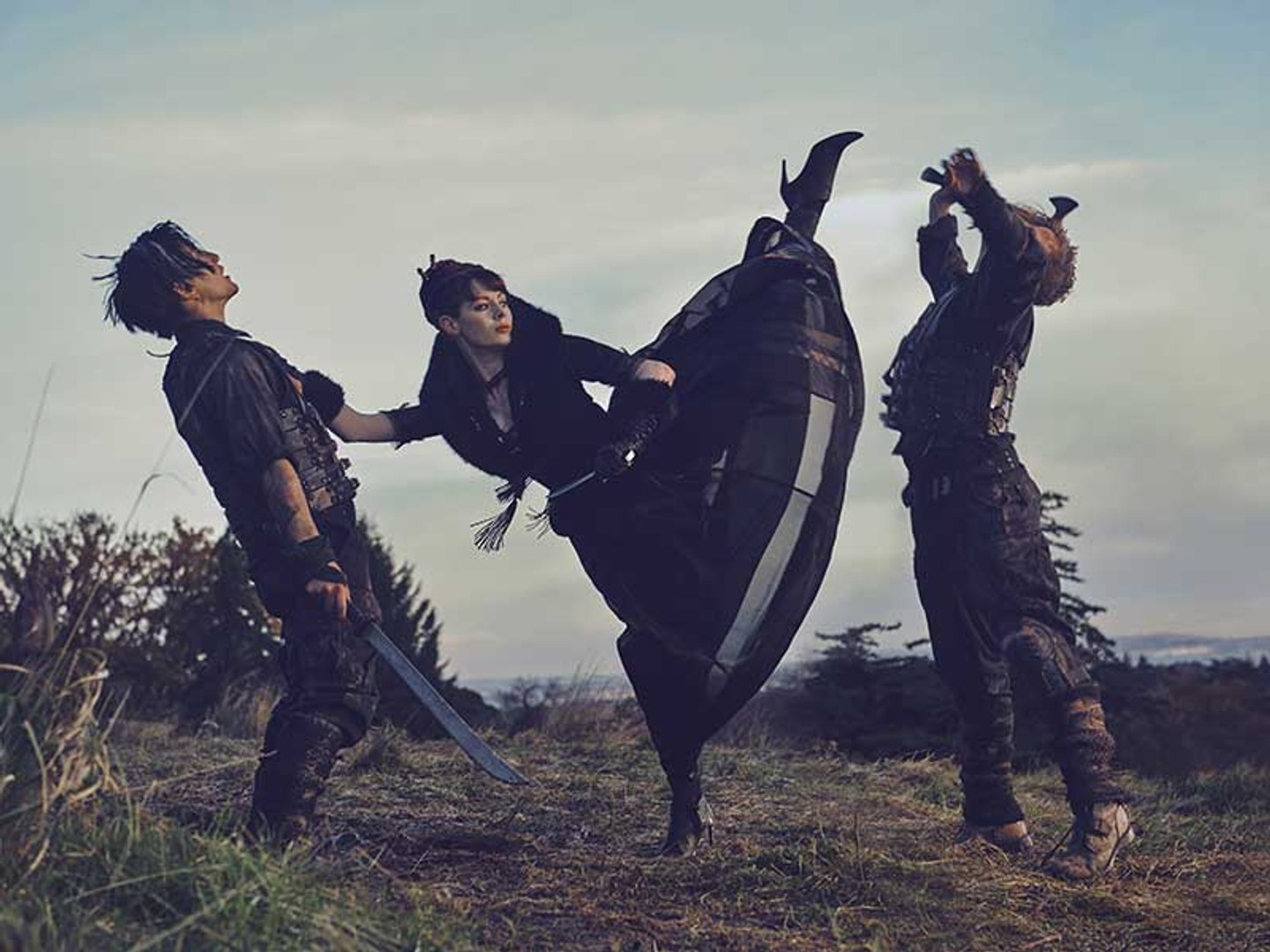 Into The Badlands Season 2 Episode 5 Full Video English Subtitles Video Dailymotion