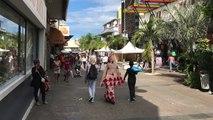 Promenade au centre ville Saint-Denis Ile de la Réunion
