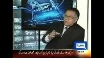 Analyst Hasan Nisar Na Analyst Haroon Rasheed Ko Ayna Dikha Dia