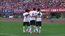 Niigata 1:2 Urawa (Japanese J League. 14 May 2017)