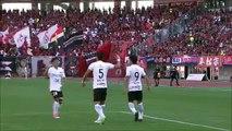 Niigata 1:3 Urawa (Japanese J League. 14 May 2017)