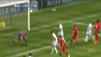 Idrissi GOAL (1:2) FC Twente vs FC Groningen