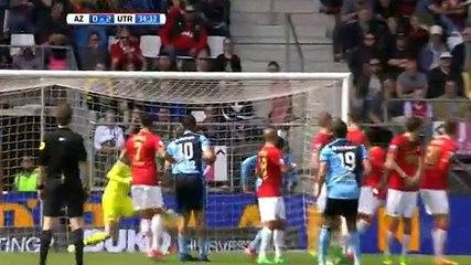 Labyad GOAL (0:2) AZ Alkmaar vs Utrecht