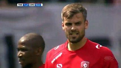 GOAL (1:4) FC Twente vs FC Groningen