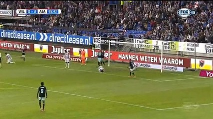 Klaassen  GOAL (0:3) Willem II vs Ajax