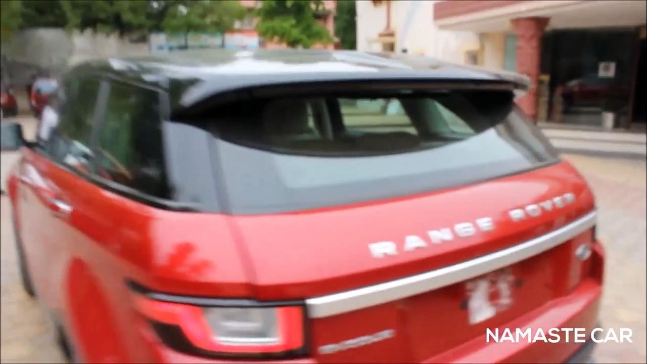 Range Rover Evoque _ Re