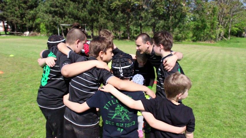 Rugby Klub Bratislava Slogan - turnaj pre deti