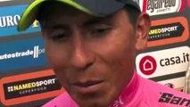 "Giro d'Italia - Nairo Quintana : ""Sur ce Giro, je me sens comme à la maison"""