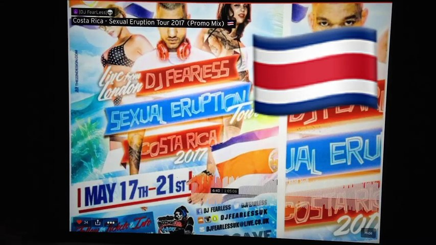 DJ FearLess Inna Costa Rica   Godialy.com
